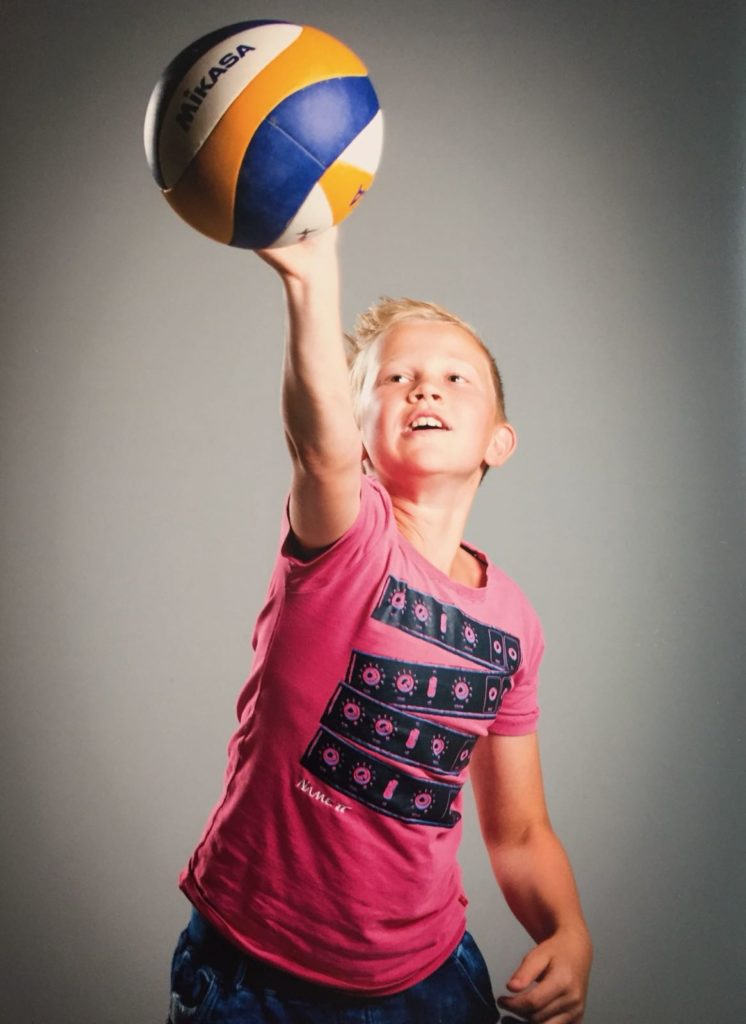 volleybal-shoot